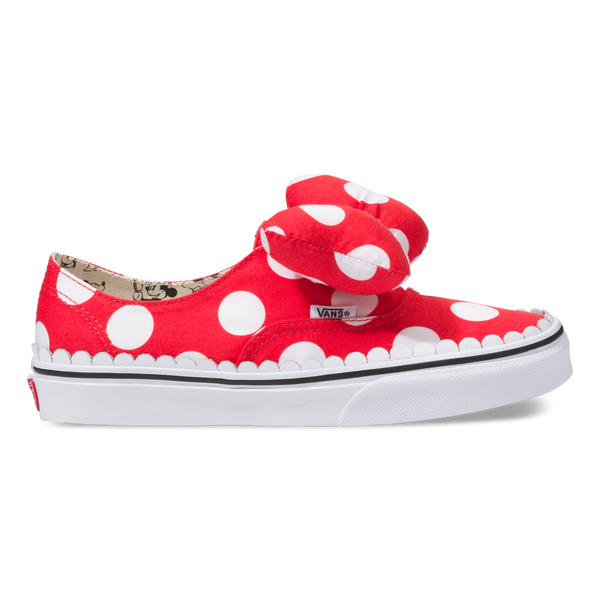Vans Zapatilla Authentic Gore Disney Minnie´s Bow - VN0A38ETUJ3
