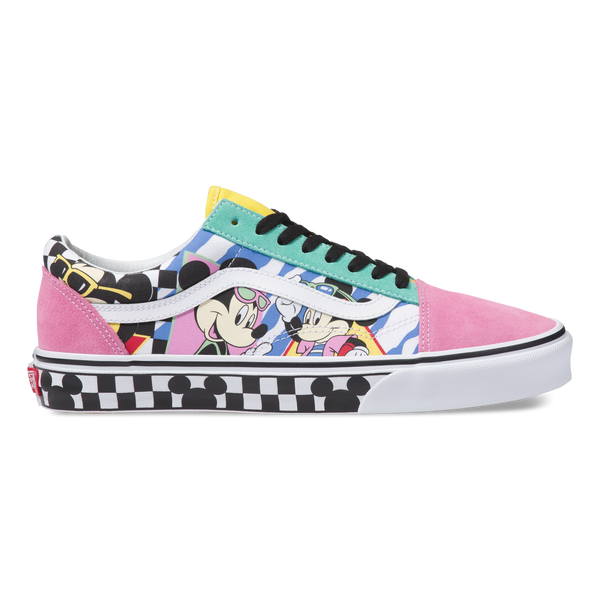 Vans Zapatilla Old Skool 80's Disney Mickey Mouse - VN0A38G1UJE