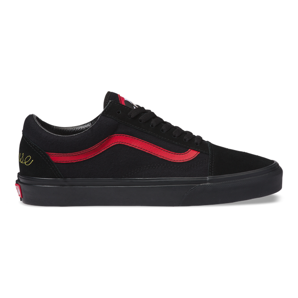 Vans Zapatilla Old Skool Disney Mickey Mouse Club - VN0A38G1UNB 3fb8f1b4e06