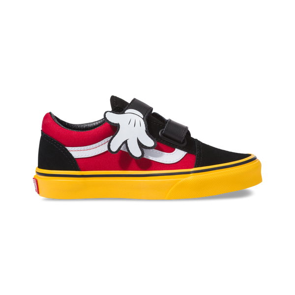 Vans Zapatilla Old Skool V Disney Mickey Hugs - VN0A38HDUJF