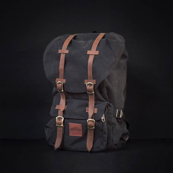 Mochila Old Tripper Cruiser Carbon - M022CB17
