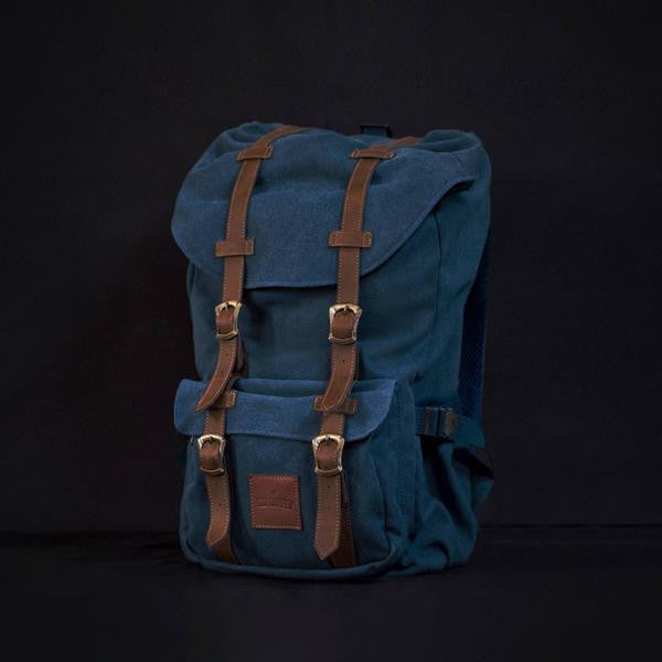 Mochila Old Tripper Cruiser Navy Blue - M011CB17