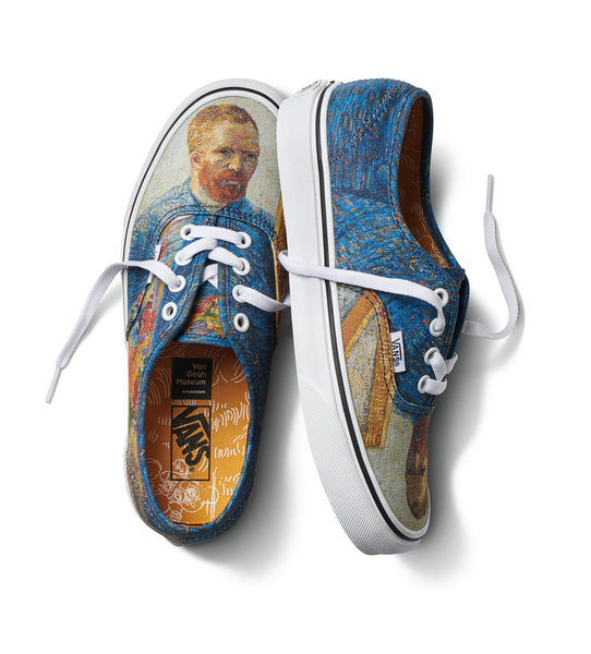 Vans Zapatilla Authentic Van Gogh Museum Self Portrait - VN0A38EMU5X