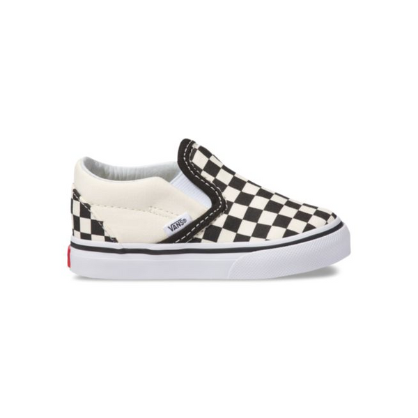 Vans Zapatilla Slip On Kids Checkerboard -  VN000EX8BWW