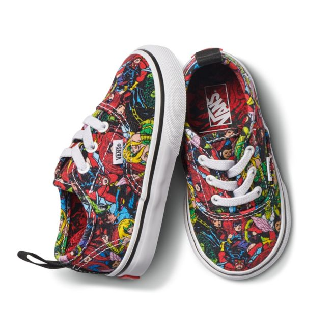 Vans x Marvel Zapatilla Authentic Elastic Leace Multi - VN0A38E8U41