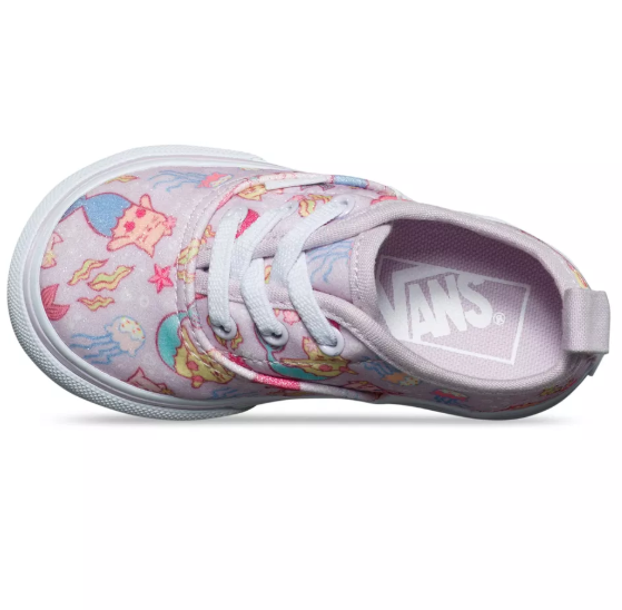 Vans Zapatilla Authentic Kids Elastic Lace - VN0A38E8U42
