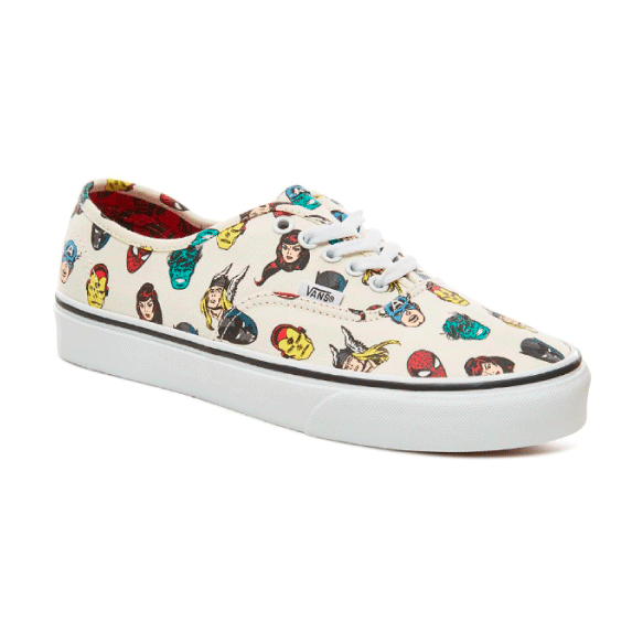 Vans x Marvel Zapatilla Authentic Avengers - VN0A38EMRNU