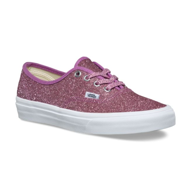 Vans Zapatilla Authentic Lurex Glitter - VN0A38EMU3U
