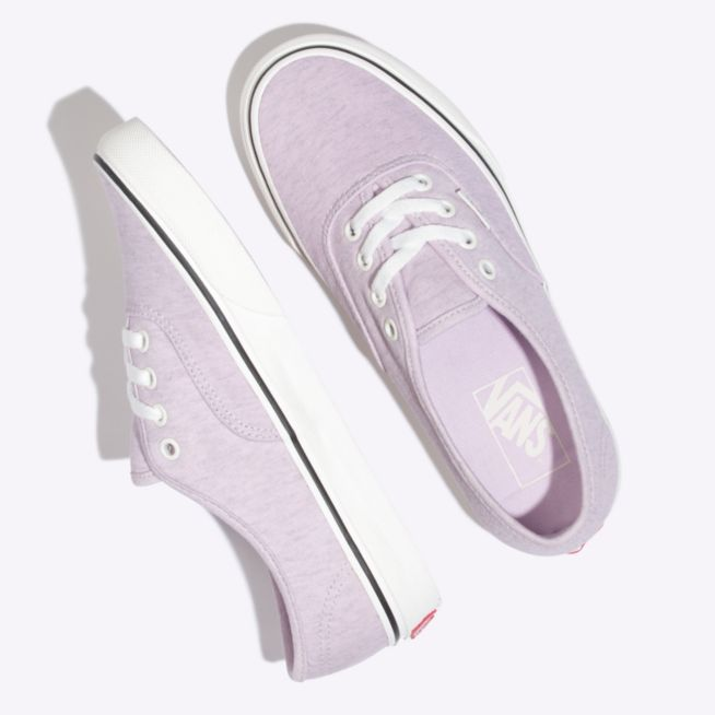 Vans Zapatilla Authentic Jersey Lavender - VN0A38EMU5F