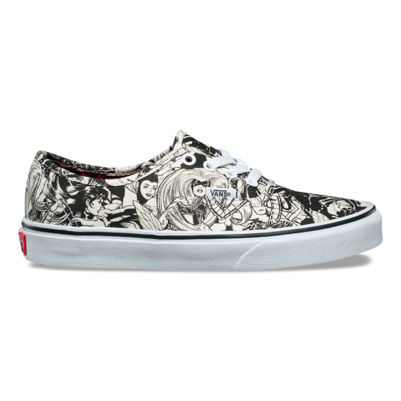 Vans x Marvel Zapatilla Authentic Multi - VN0A38EMU5I