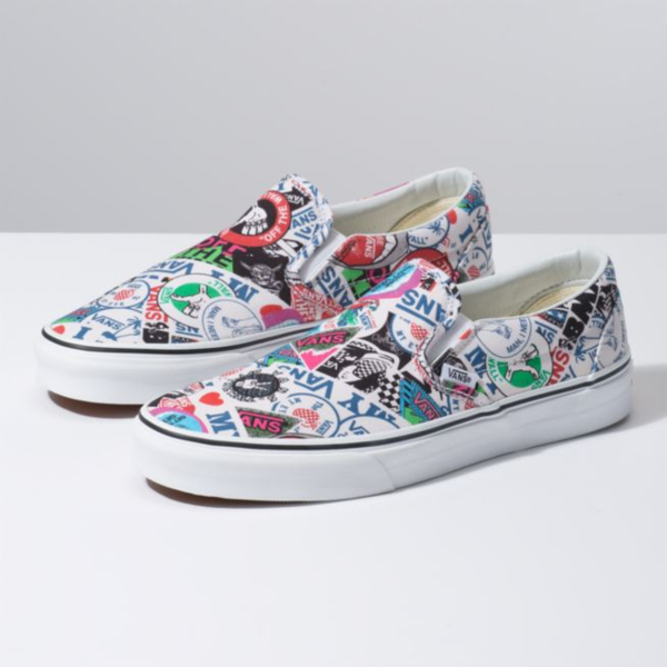 Vans Zapatilla Slip On Mash Up - VN0A38F7VFV