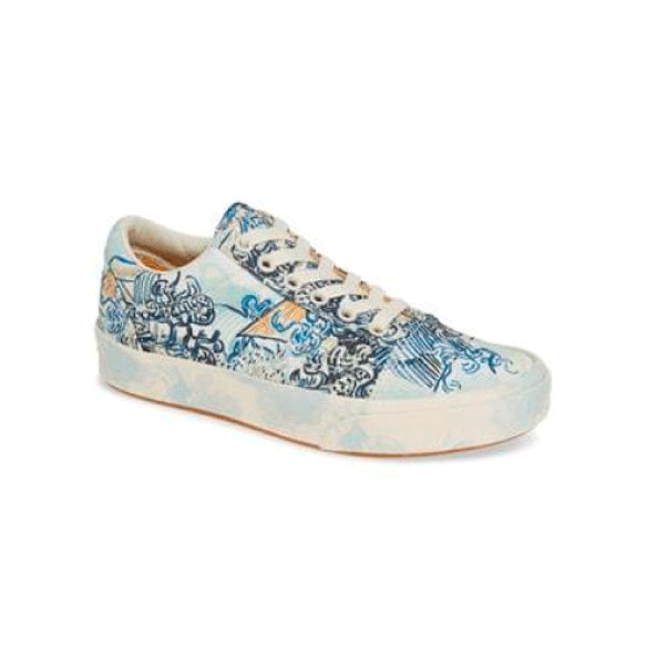 Vans Zapatilla Old Skool Van Gogh Museum Old Vineyard - VN0A38G1UAX