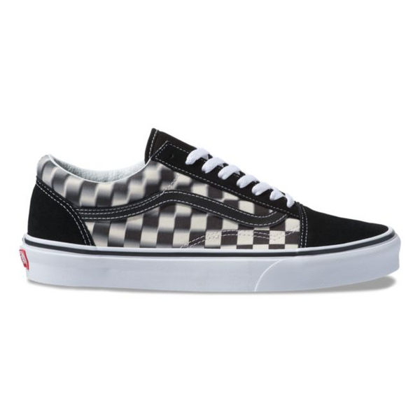 Vans Zapatilla Old Skool Blur Checker - VN0A38G1VJM