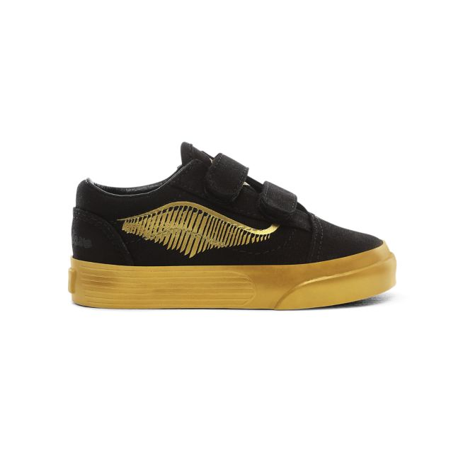 Vans x Harry Potter Zapatilla Old Skool V Golden Snitch - VN0A38JNV3K