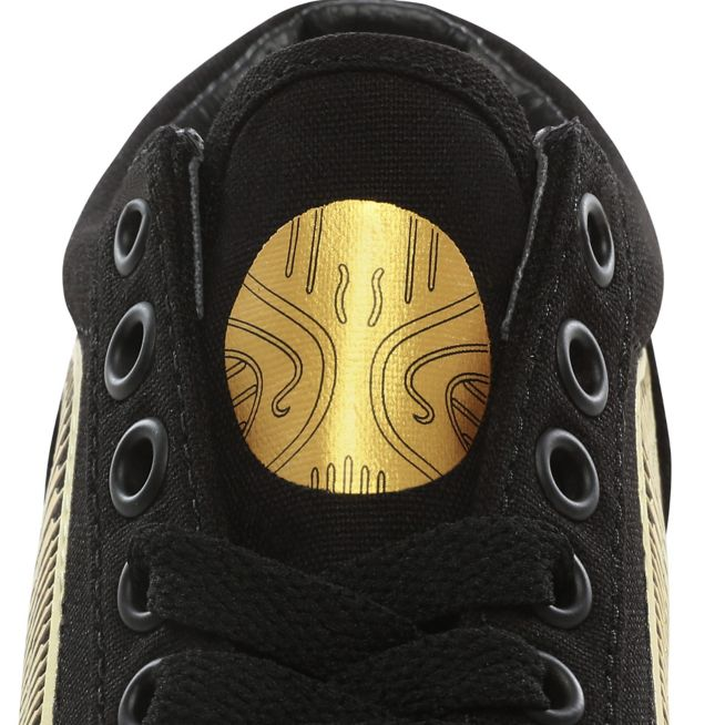 Vans x Harry Potter Zapatilla Old Skool Niño Golden Snitch - VN0A4BUUV3K