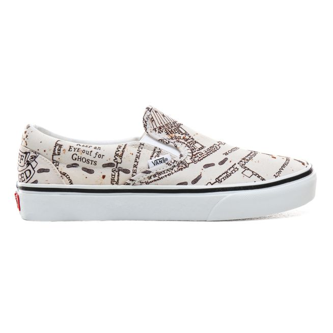Vans x Harry Potter Zapatilla Slip On Maradeurs Map - VN0A4BV3V3C