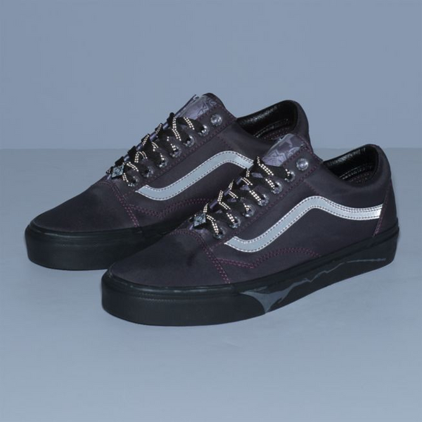 Vans x Harry Potter Zapatilla Old Skool Deathly Hallows - VN0A4BV5V0F
