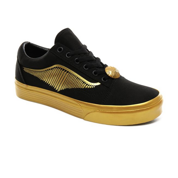 Vans x Harry Potter Zapatilla Old Skool Golden Snitch - VN0A4BV5V3K