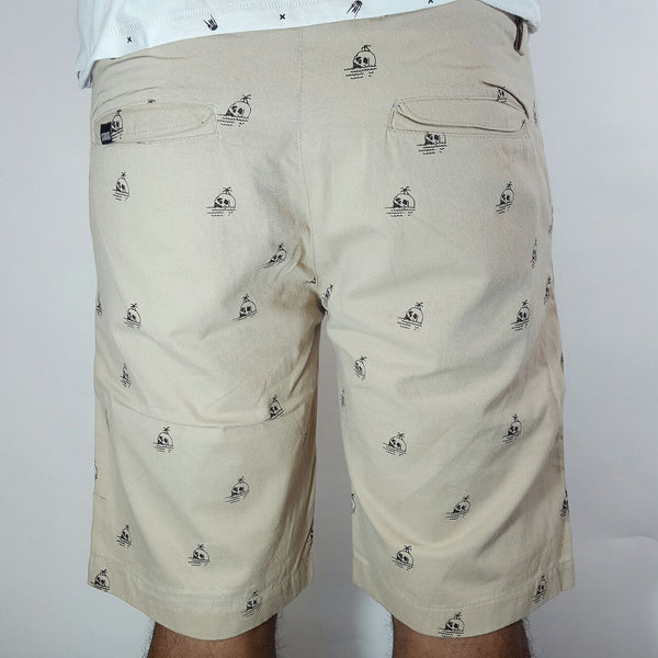 Short Chino Pattern Strata - 01SHORTCHI
