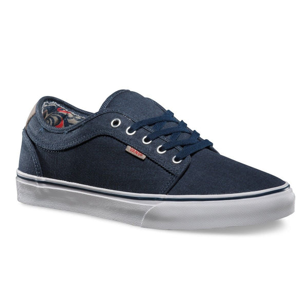Vans Zapatilla Chukka Low (Totem) Navy Pro Model -VN-0ZUMFNW