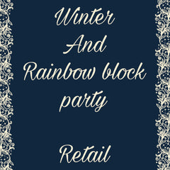 Winter/Block Party Retail