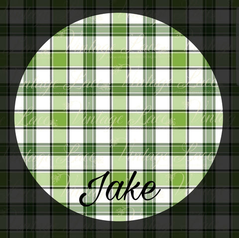 Plaid - Jake