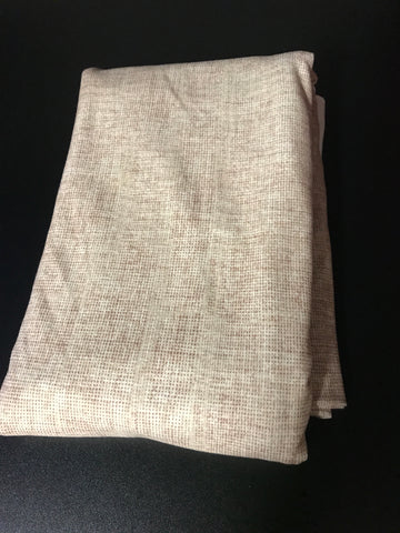 Light burlap - BP & 1 yard cut only