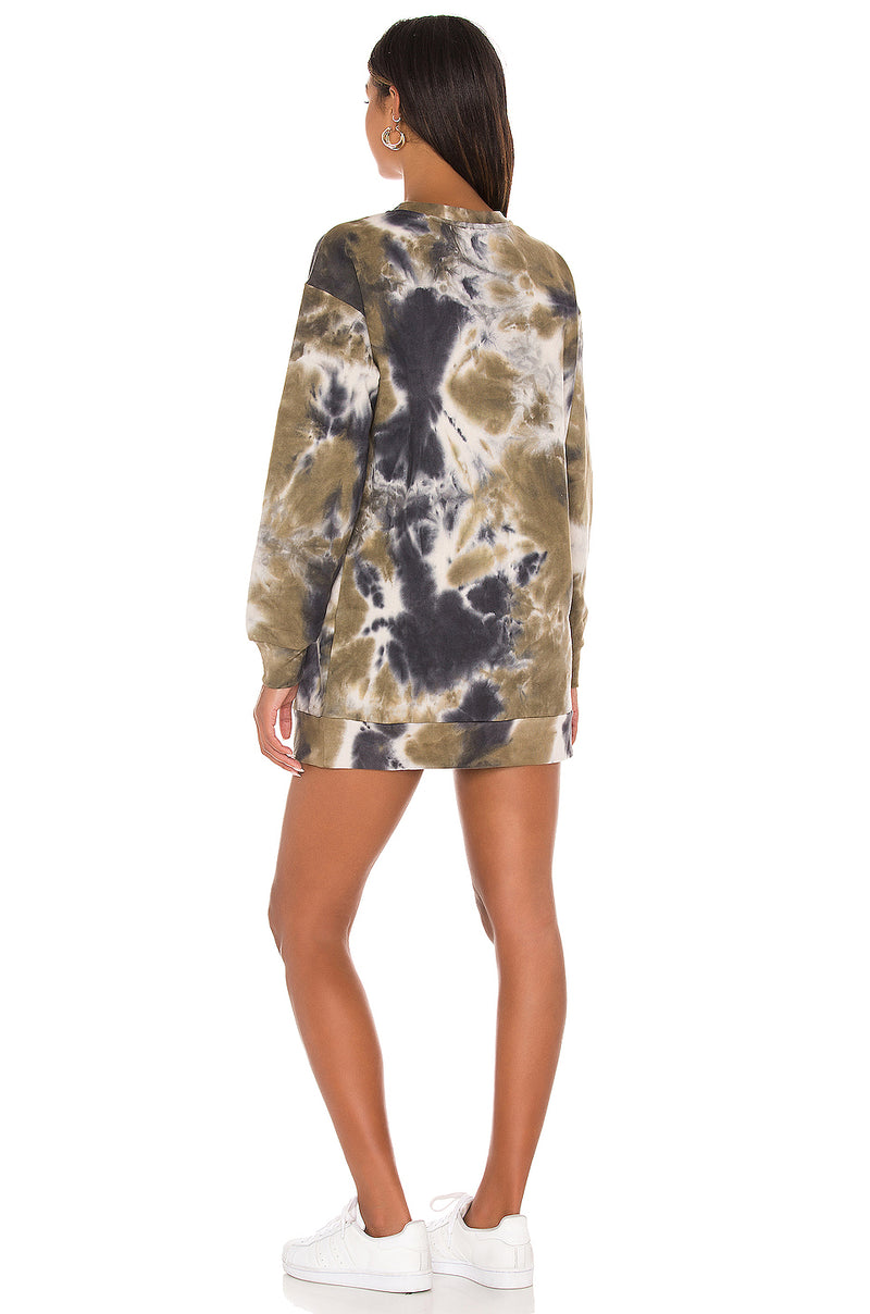 Tyla Sweatshirt Dress