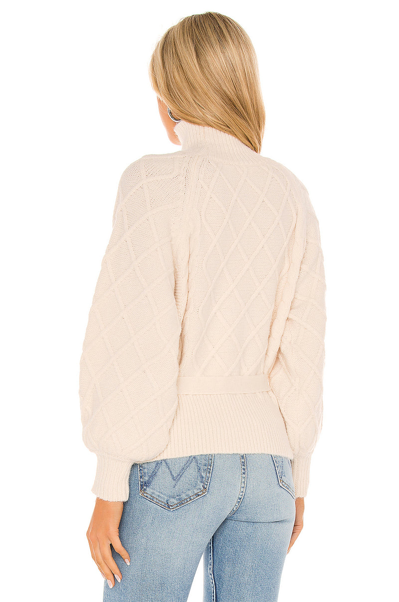 Fern Blouson Sweater