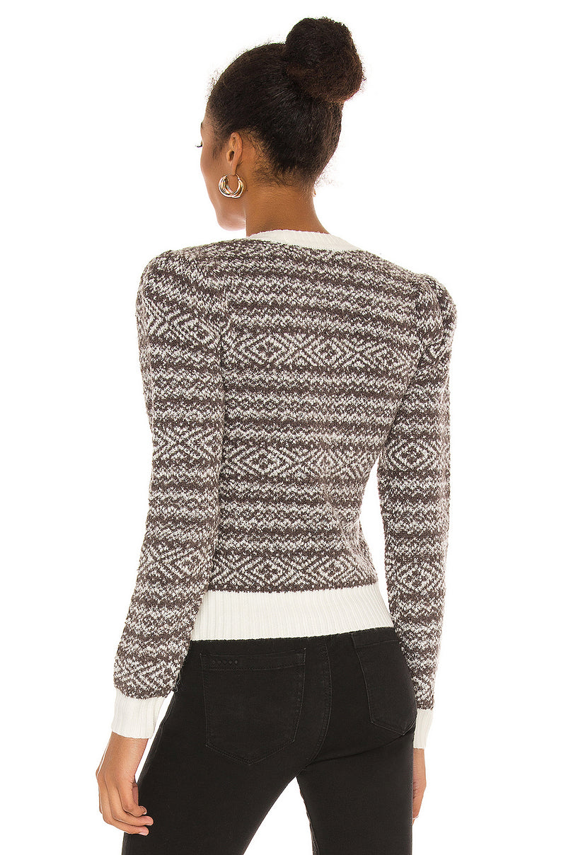 Elias Fair Isle Sweater