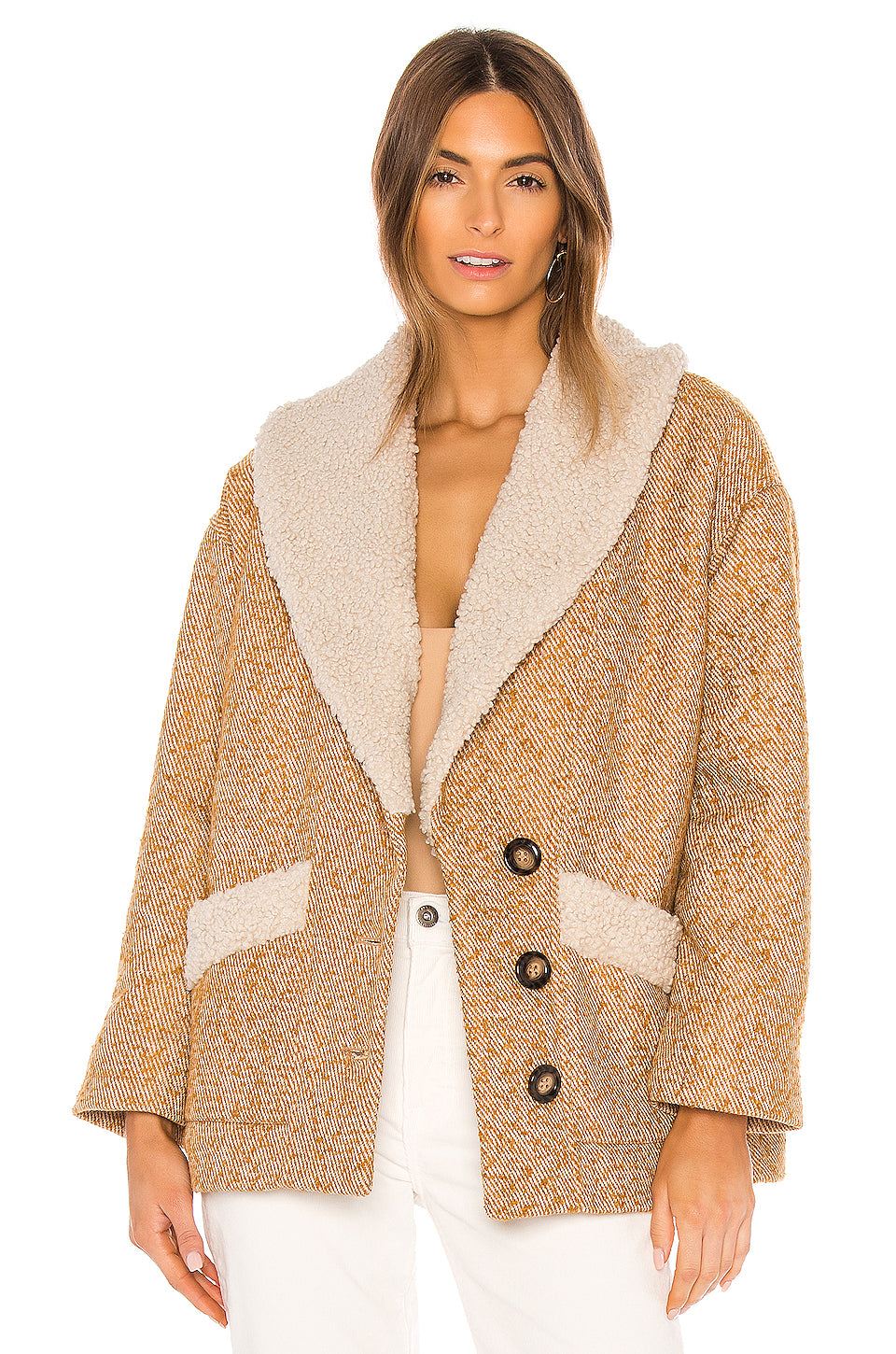 Bette Oversized Jacket