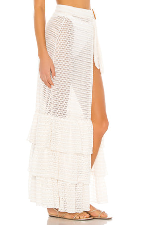 Cayman Wrap Skirt