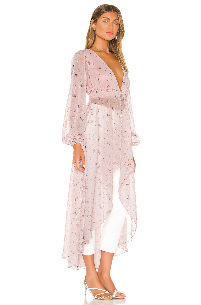Drift Away Maxi Top