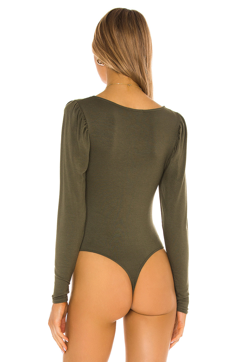 Twist Front Bodysuit