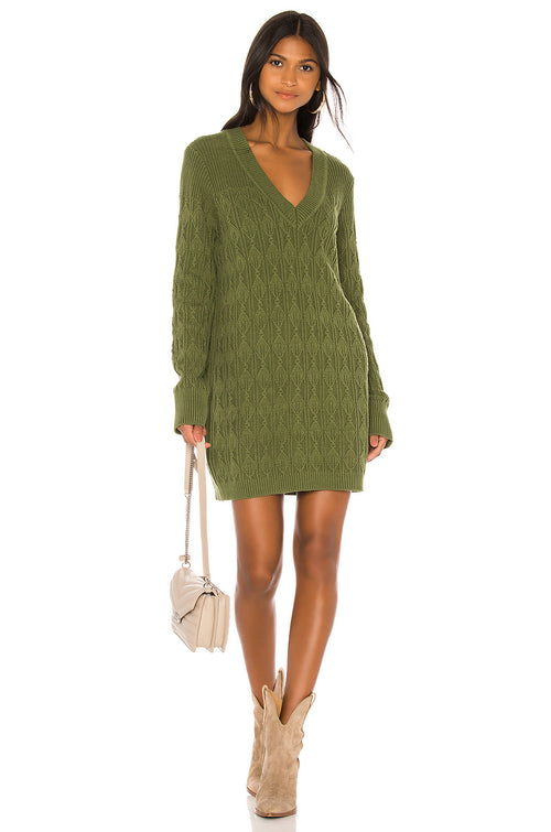 Ambrosia Sweater Dress