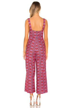 Betsy Embroidered Jumpsuit
