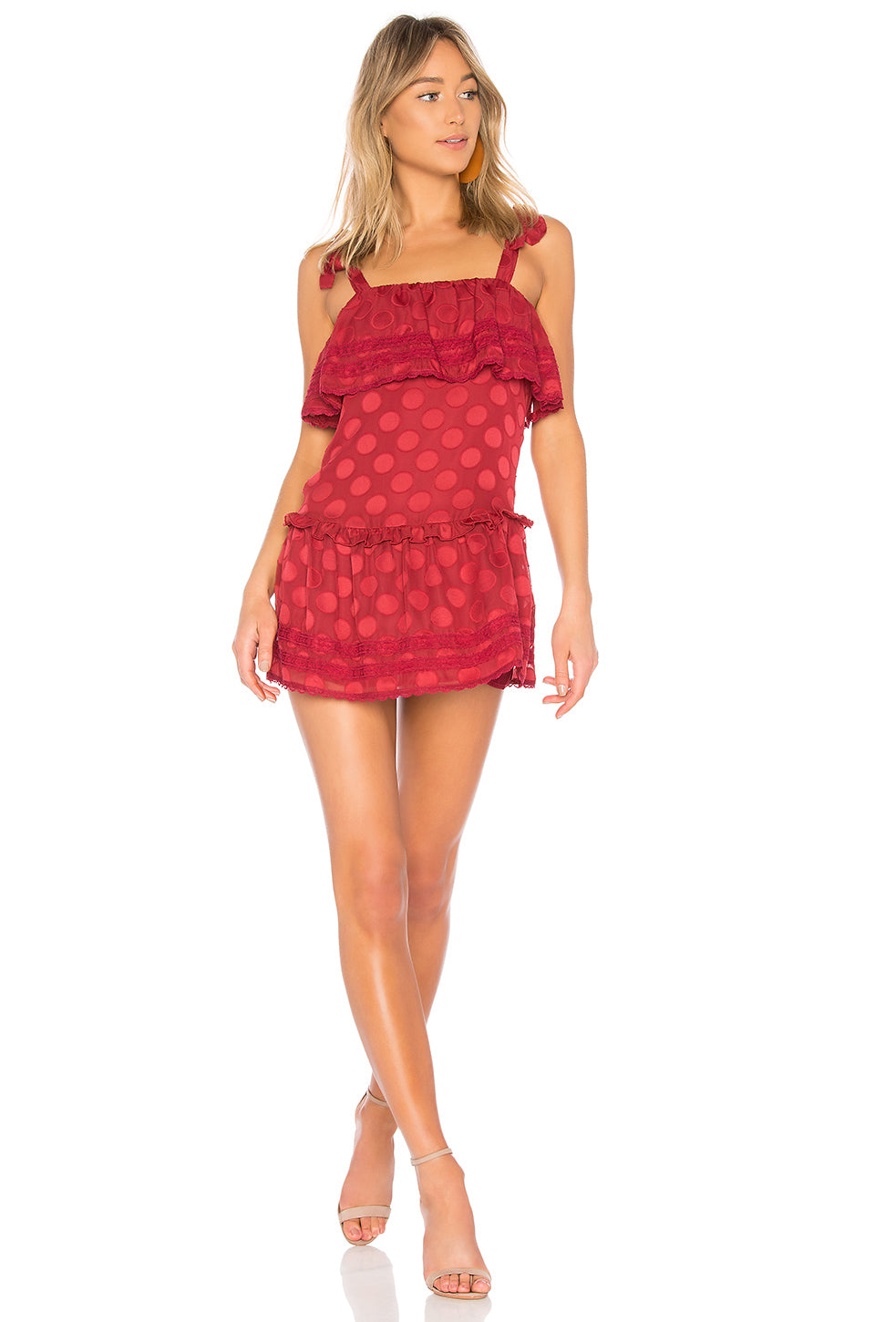 Chelsea Babydoll Dress