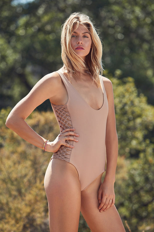 Claire One Piece Swimsuit