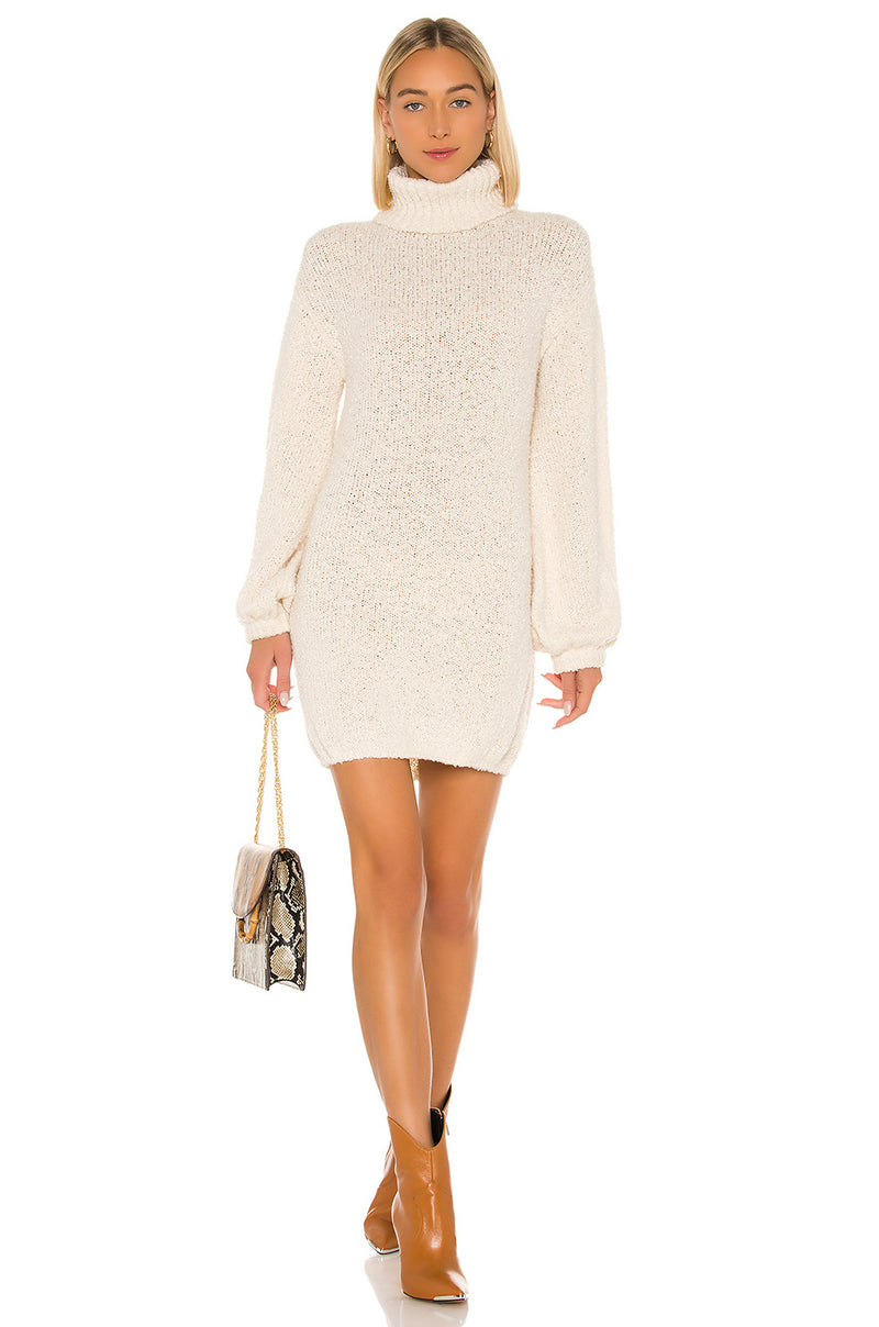 Diamond Sweater Dress