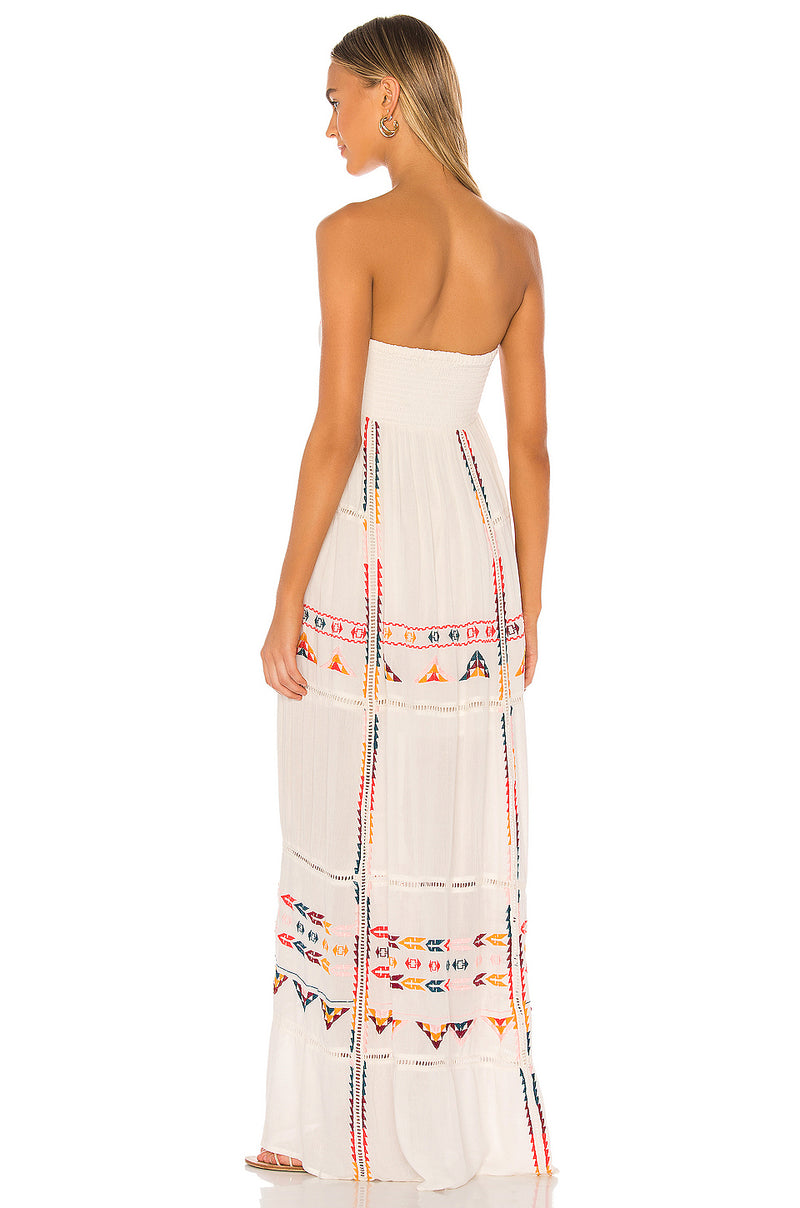 Felicity Embroidered Dress