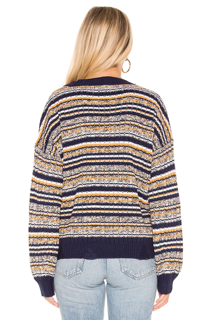 Ferry V Neck Sweater