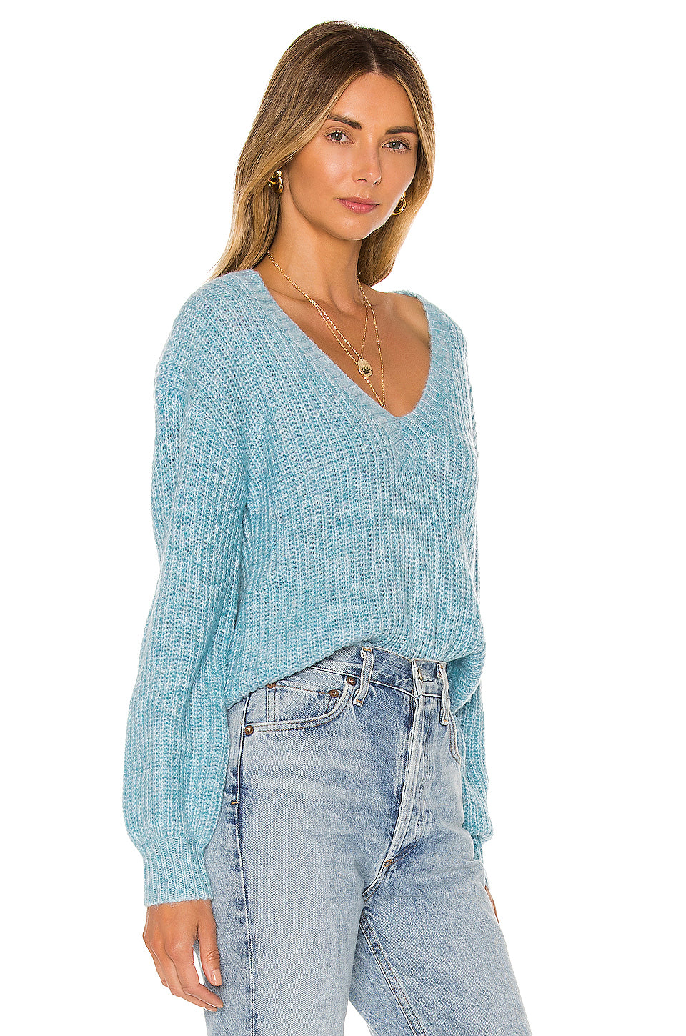 Frances V Neck Sweater