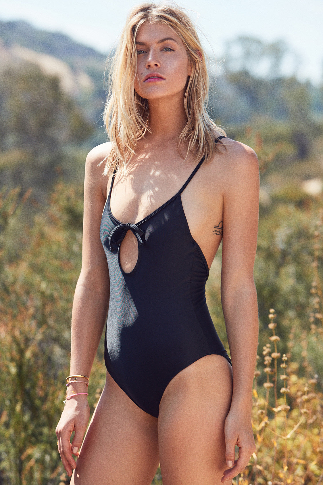 Ingrid One Piece Swimsuit