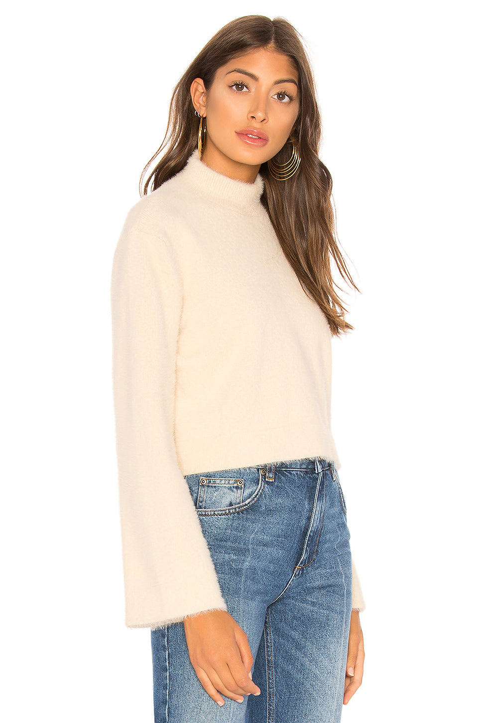 Jess Crop Sweater
