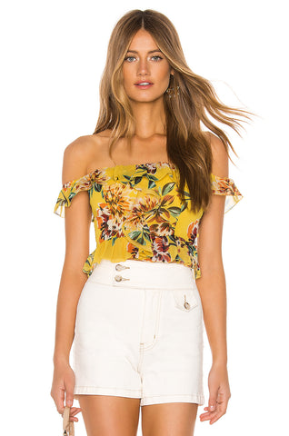 Lillian Crop Top