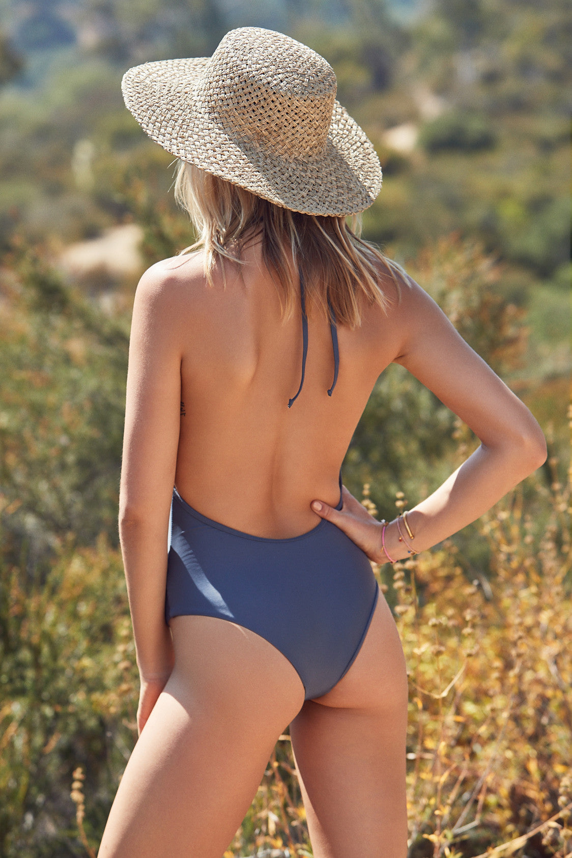 Lovely One Piece Swimsuit