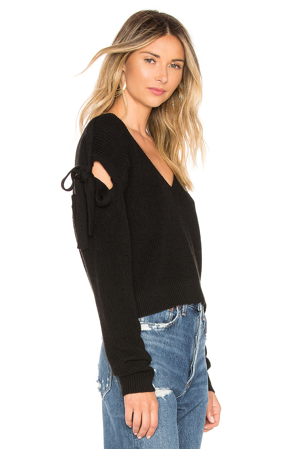 Matera Bow Sweater