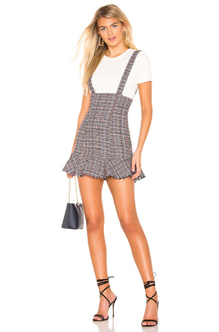 Brawny Mini Dress