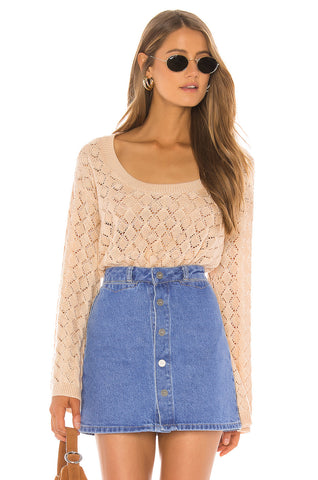 Daisy Duke Crop