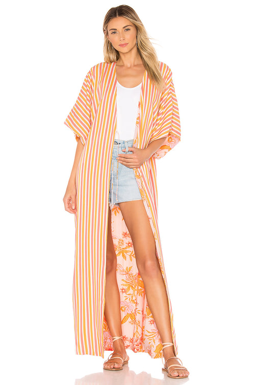 Rae Reversible Robe